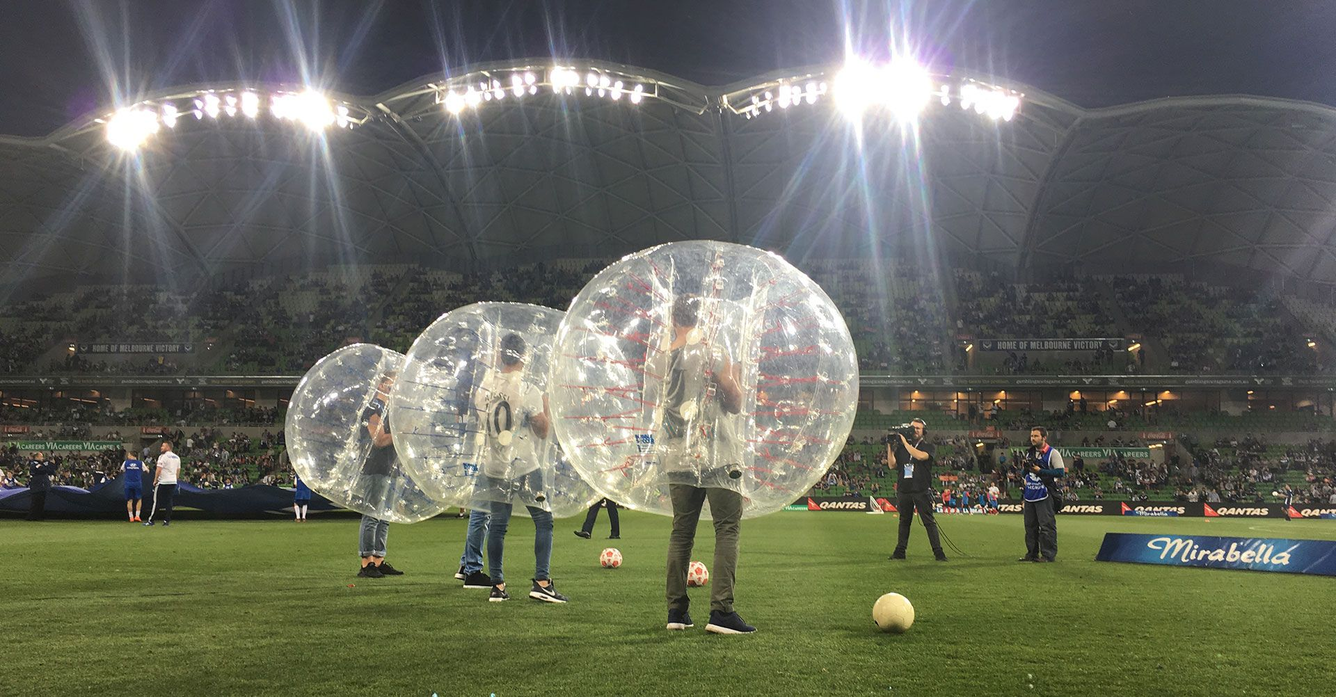 Ultimate  bubble<br>Soccer
