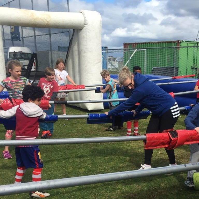 Bubble Soccer, Zorb Soccer & Team Building Events in